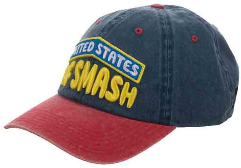 My Hero Academia All Might Adjustable Bb Cap - My Hero Academia All Might Adjustable Bb Cap (Hat)