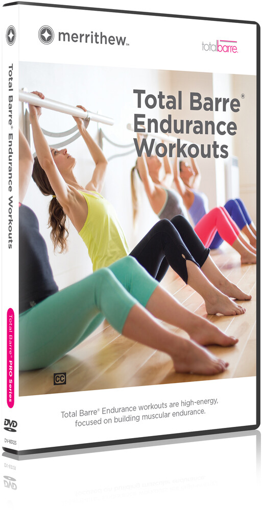 Total Barre Endurance Workouts - Total Barre Endurance Workouts