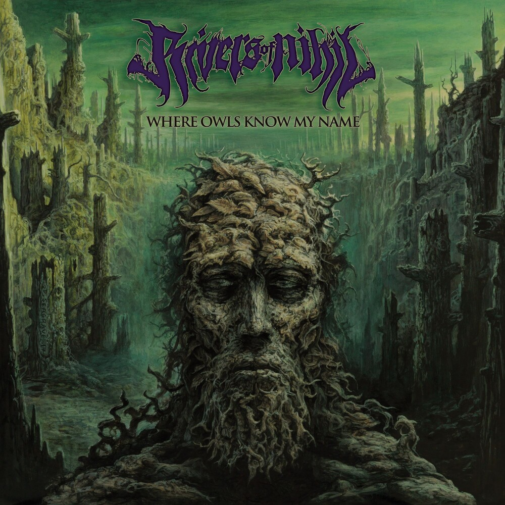 Rivers Of Nihil - Where Owls Know My Name [LP]