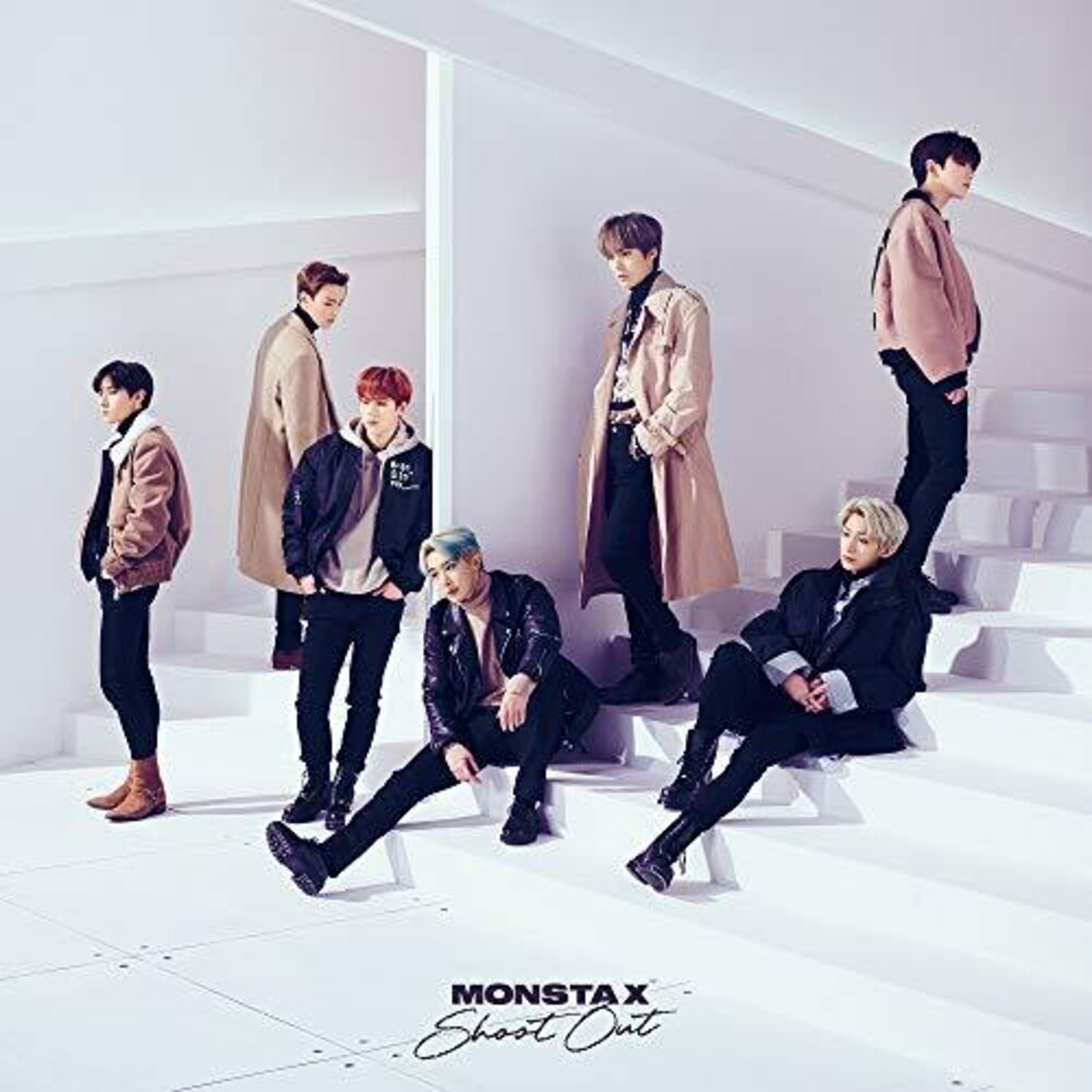 Monsta X - Shoot Out (Version B) [Import]