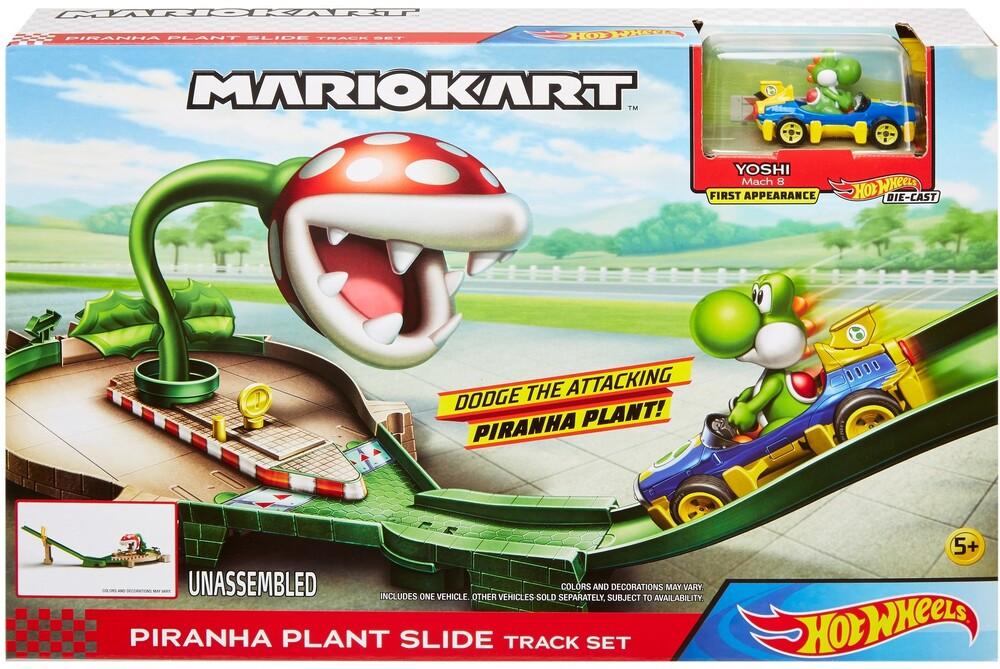 - Mattel - Hot Wheels Mario Kart Nemesis Assortment (Nintendo)
