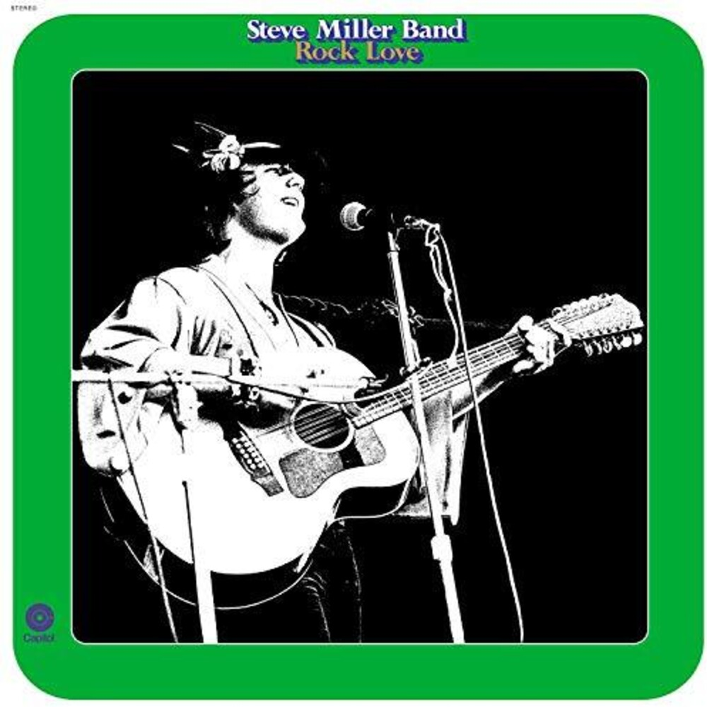 Steve Miller - Rock Love [Green LP]