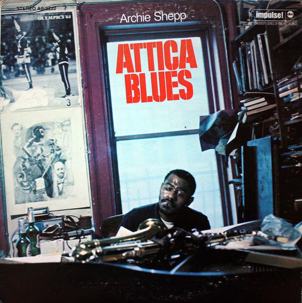 Archie Shepp - Attica Blues - Single [Vinyl]