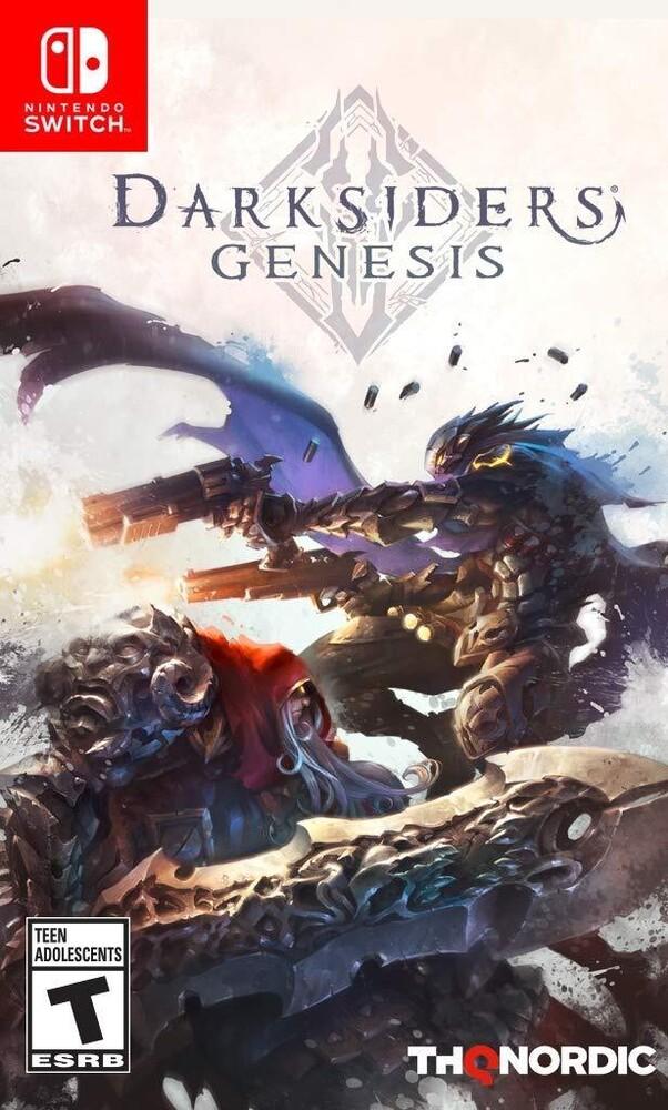 - Darksiders Genesis for Nintendo Switch