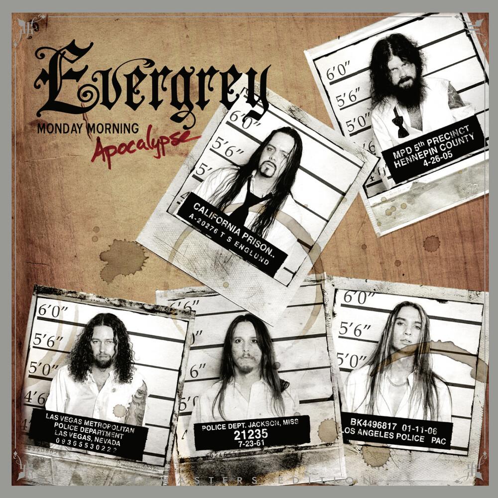Evergrey - Monday Morning Apocalypse [Colored Vinyl] (Gate) [Limited Edition]