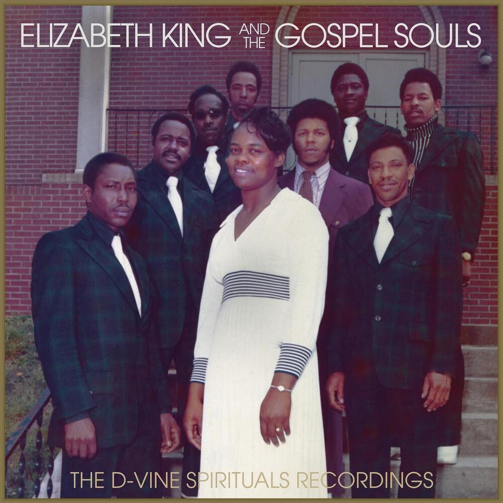 Elizabeth King & & The Gospel Souls - D-Vine Spirituals Recordings