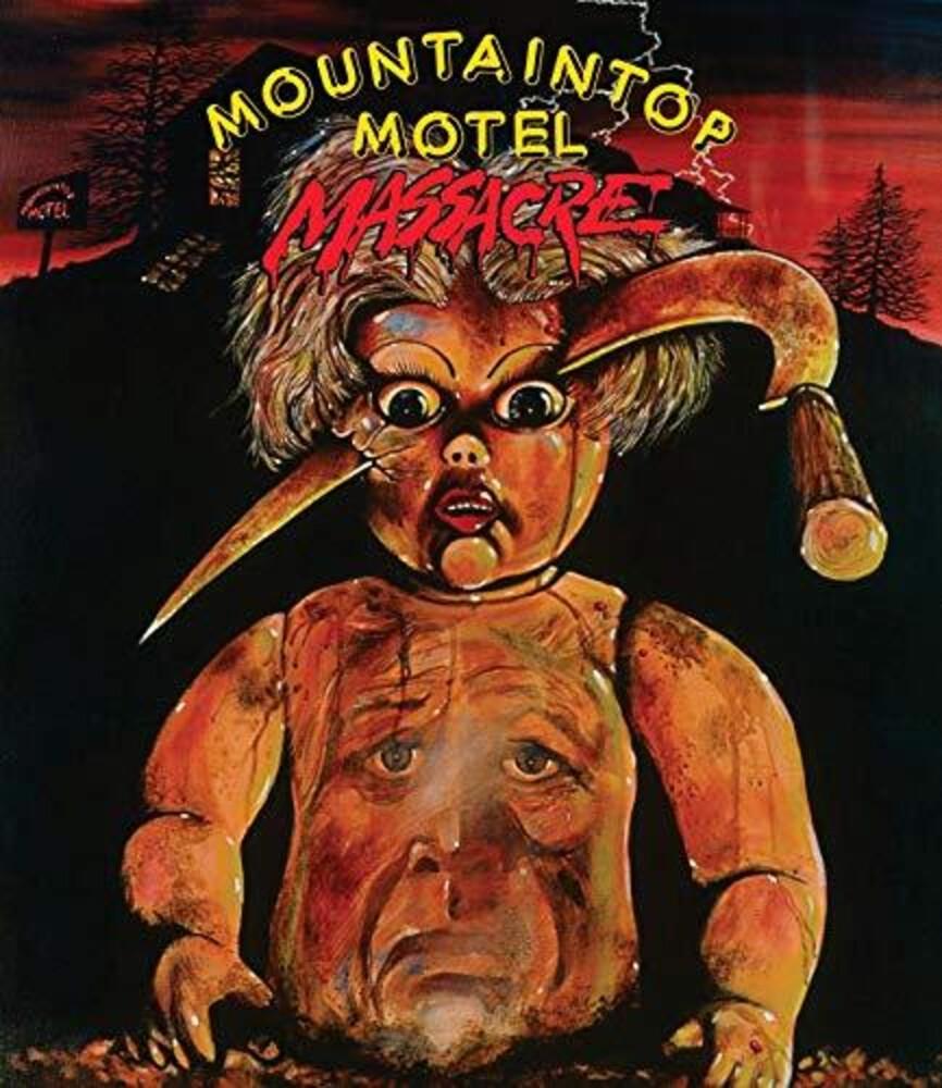 - Mountaintop Motel Massacre (2pc) (W/Dvd) / (2pk)