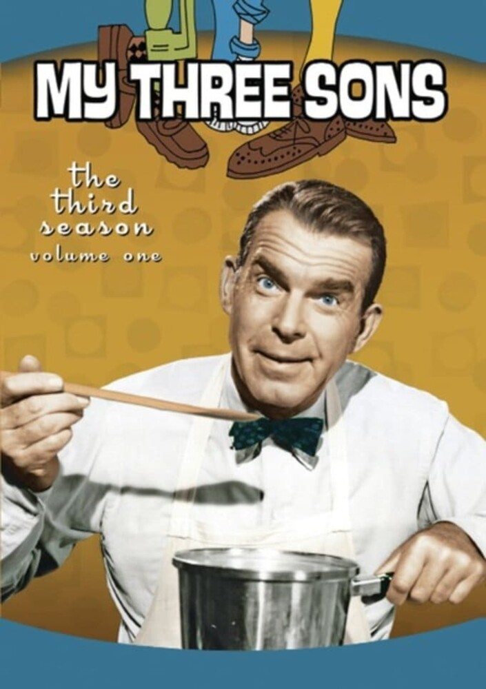 - My Three Sons: Season 3 - Vol 1 (3pc) / (Mod 3pk)