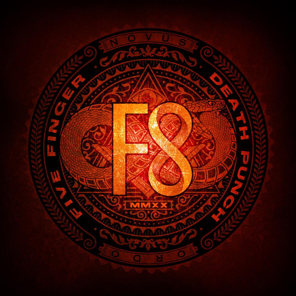 Five Finger Death Punch - F8 [Colored Vinyl] (Gate)