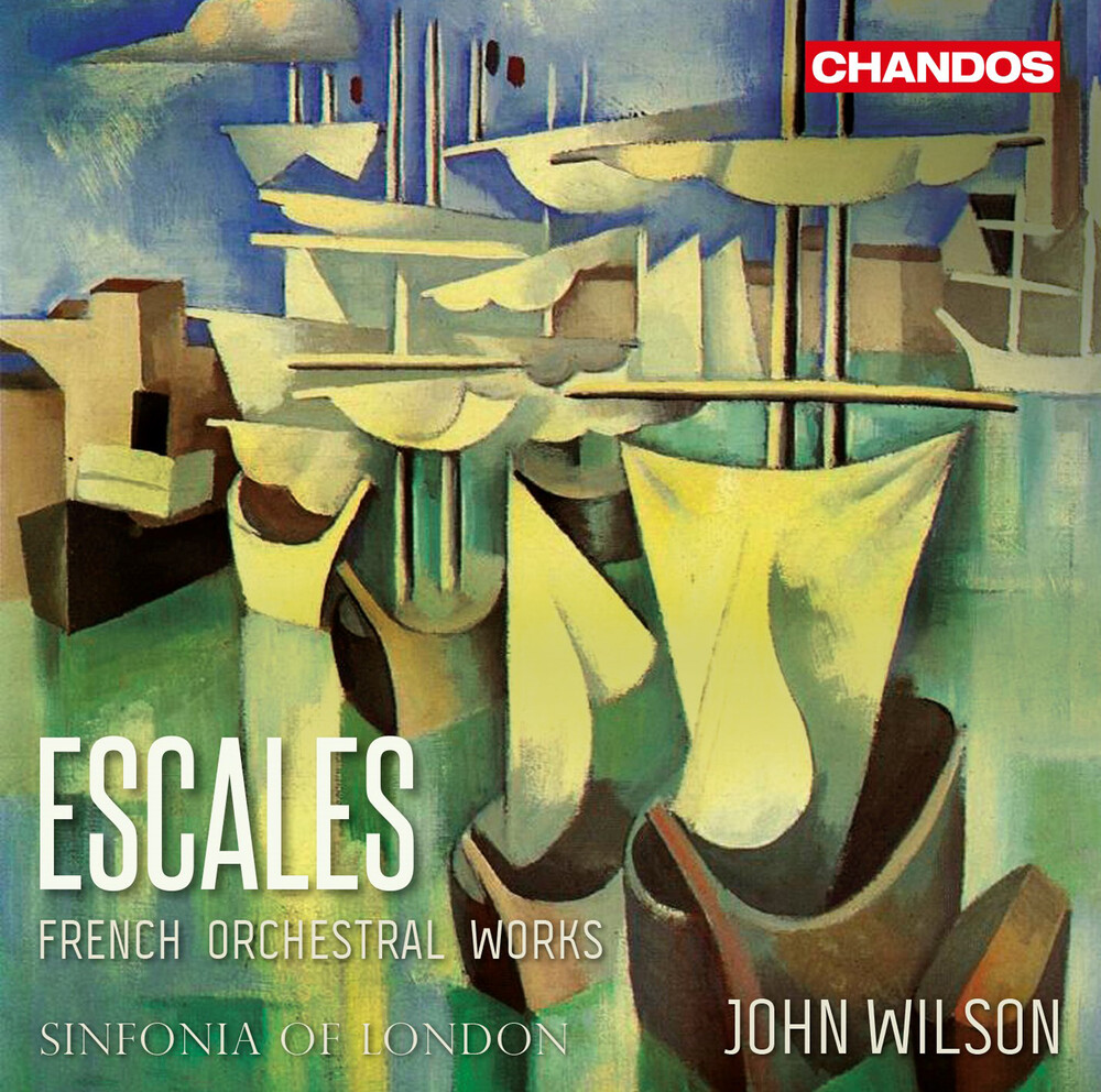 Sinfonia Of London - French Orchestral Works