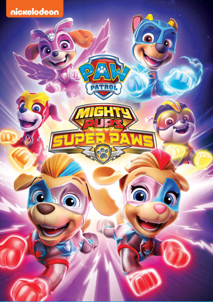Paw Patrol: Mighty Pups - Super Paws - Paw Patrol: Mighty Pups - Super Paws / (Ac3 Amar)
