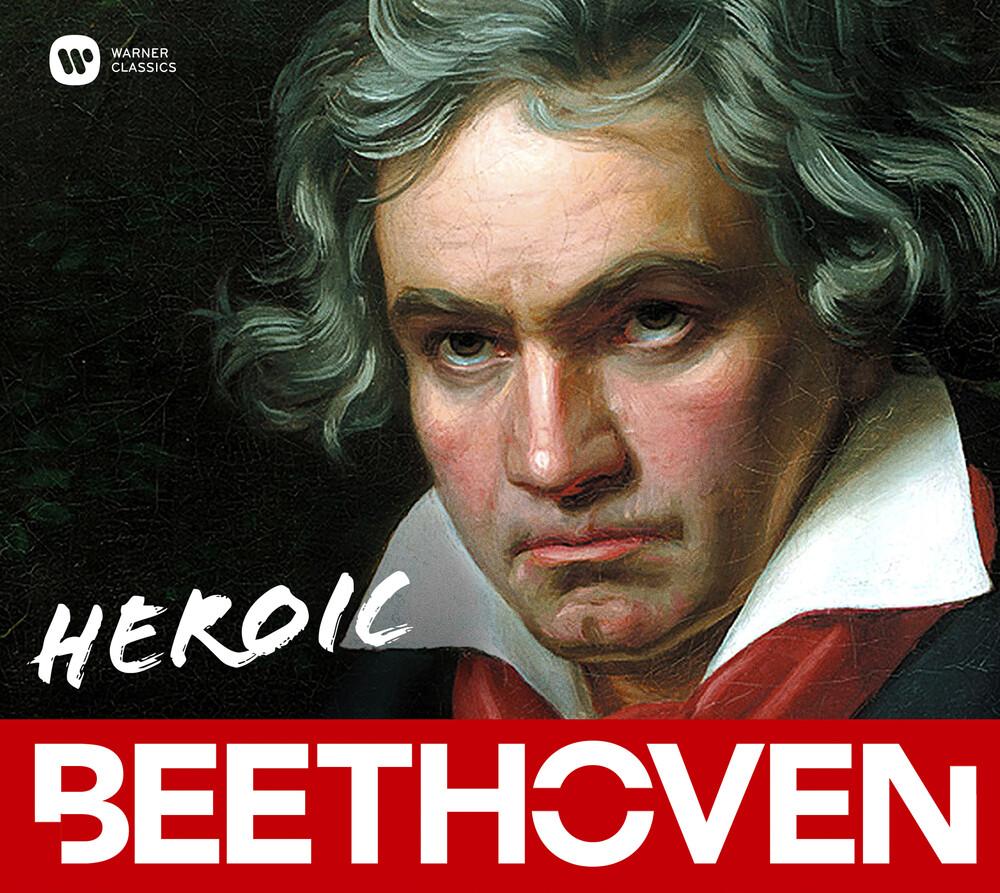 Heroic Beethoven - Heroic Beethoven [Digipak]