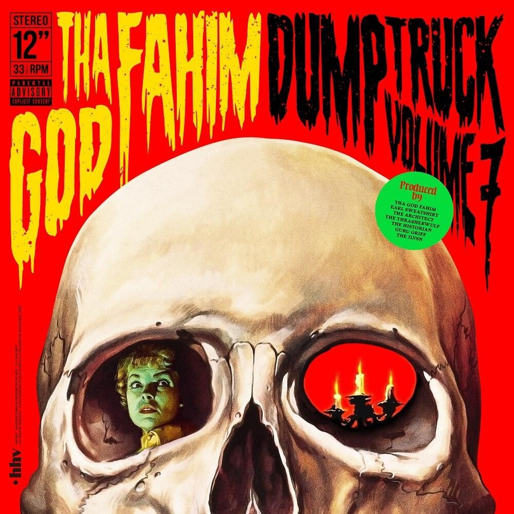 Tha God Fahim - Dump Truck Vol.7 [Limited Edition LP]