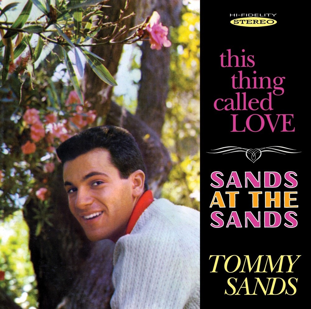 Tommy Sands - This Thing Called Love / Sands At The Sands