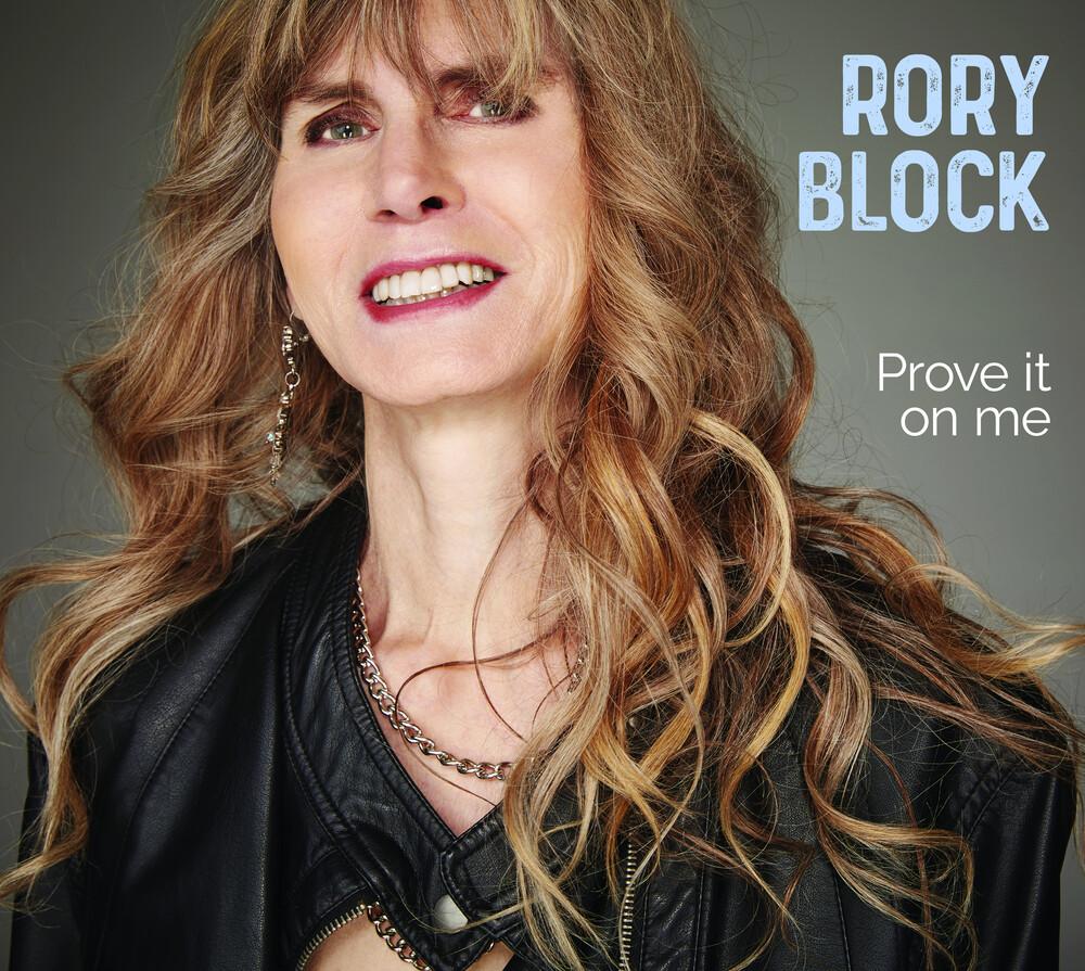 Rory Block - Prove It On Me