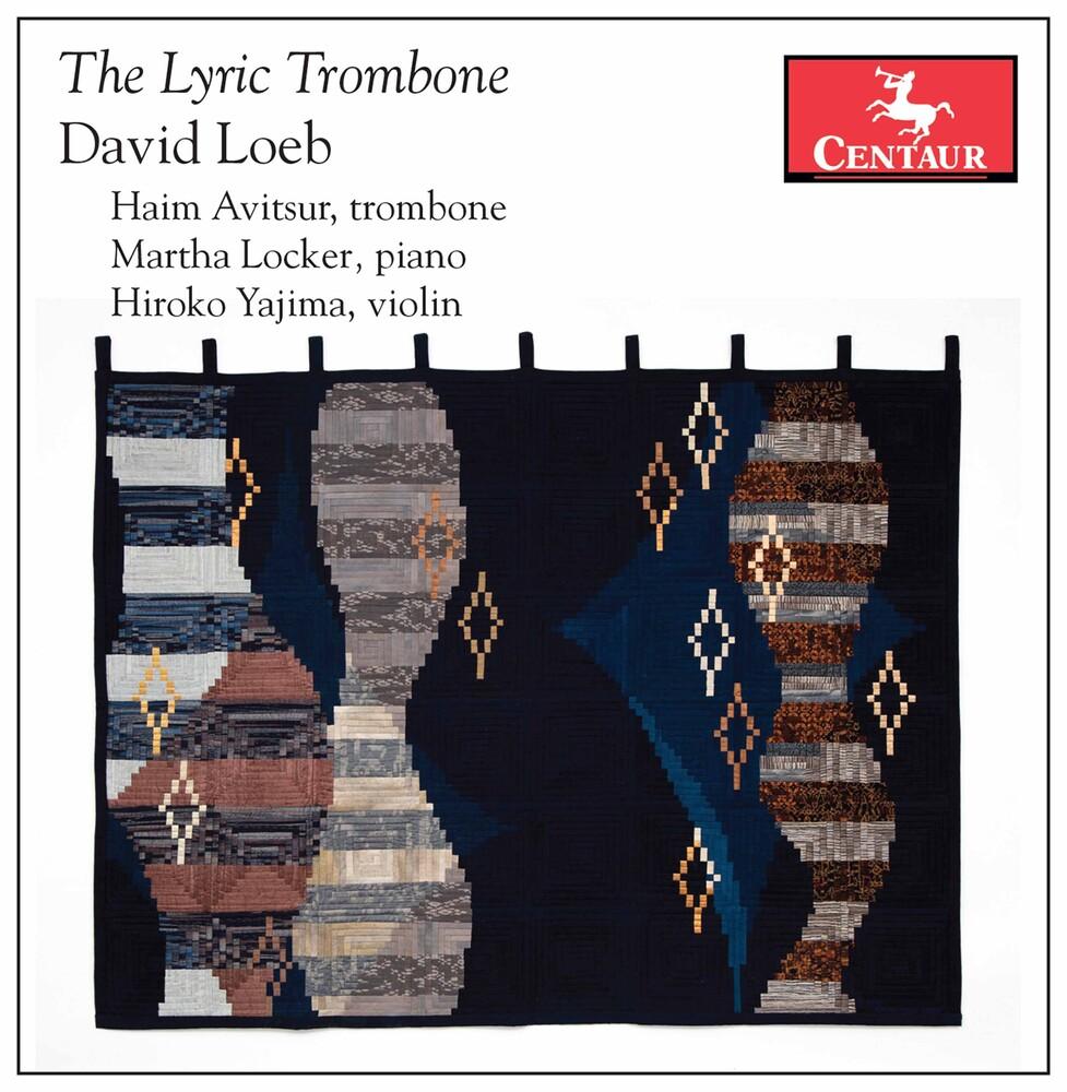Haim Avitsur - Lyric Trombone