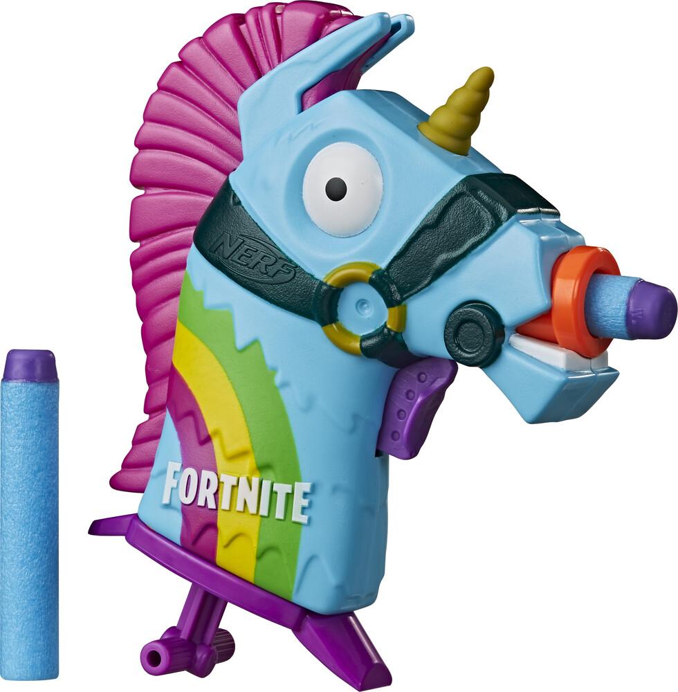 Nerf Fortnite - Hasbro - Nerf Ms Fortnite Ranbow Smash