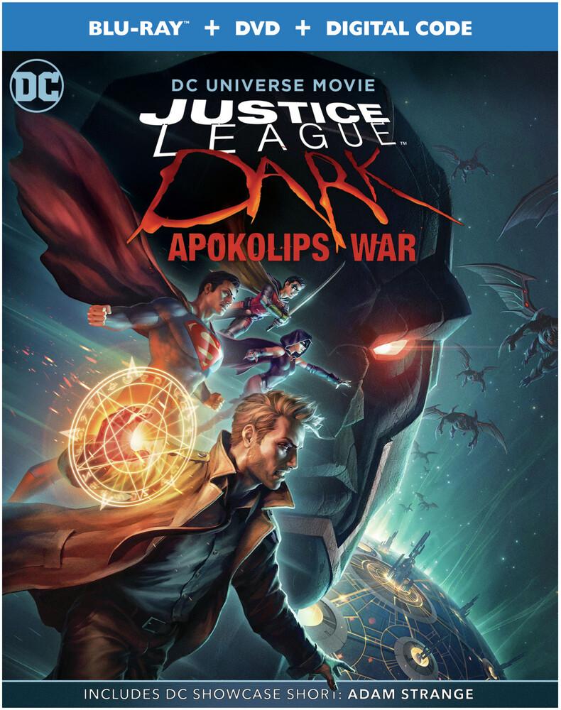 Justice League Dark: Apokolips War - Justice League Dark: Apokolips War