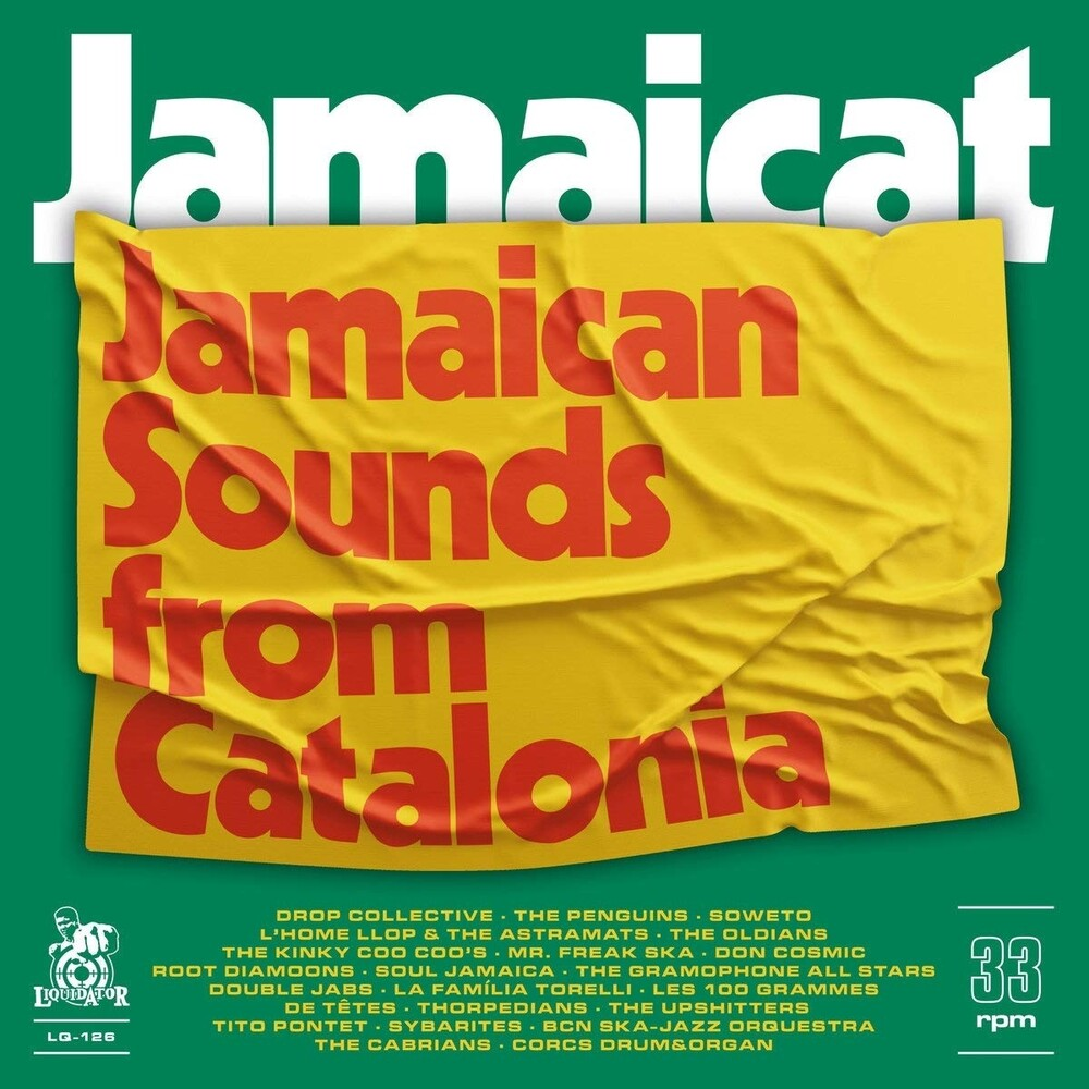 - Jamaicat: Jamaican Sounds From Catalonia / Various