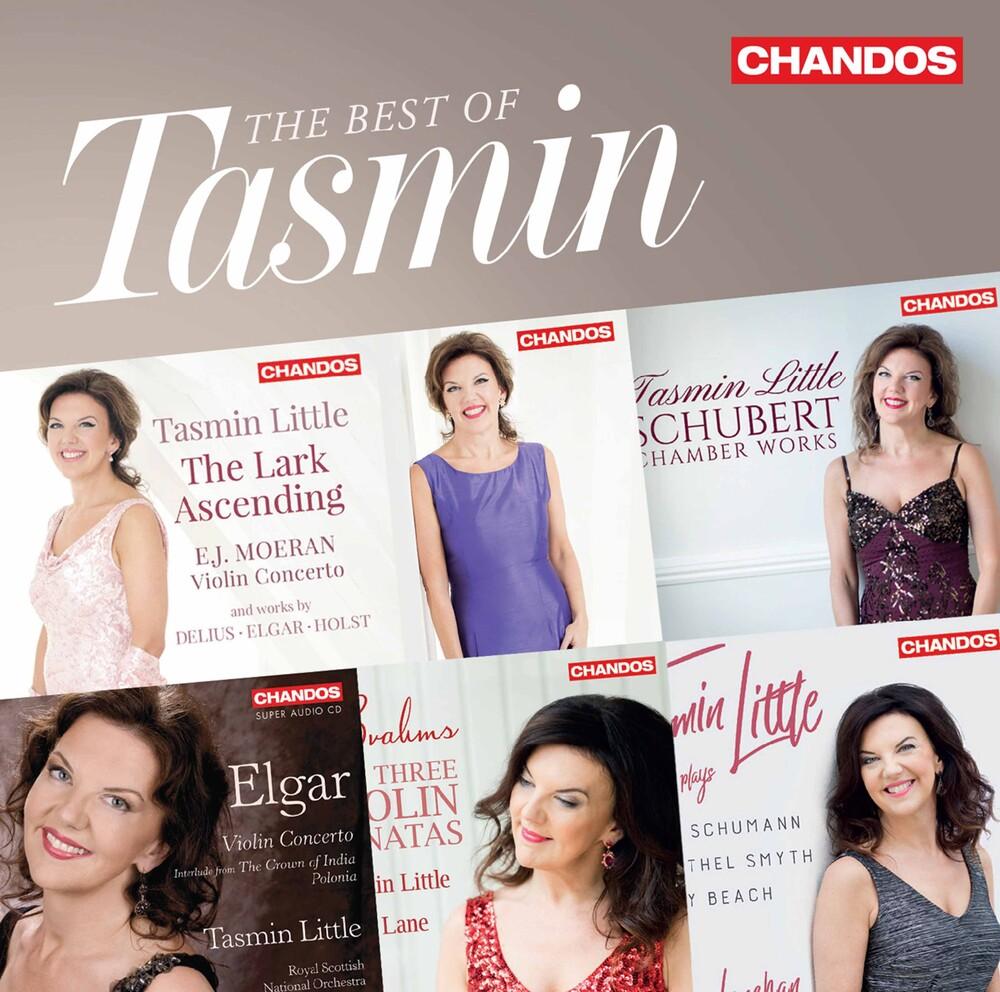 TASMIN LITTLE - Best Of Tasmin (2pk)