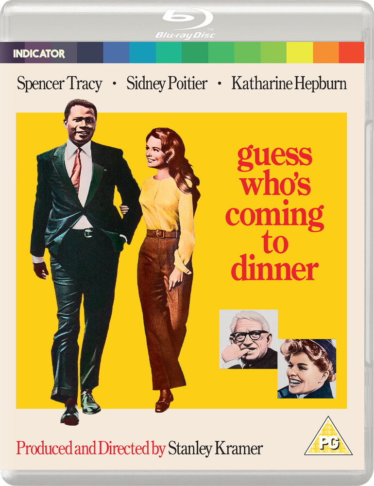 Roy E. Glenn, Sr. - Guess Who's Coming to Dinner