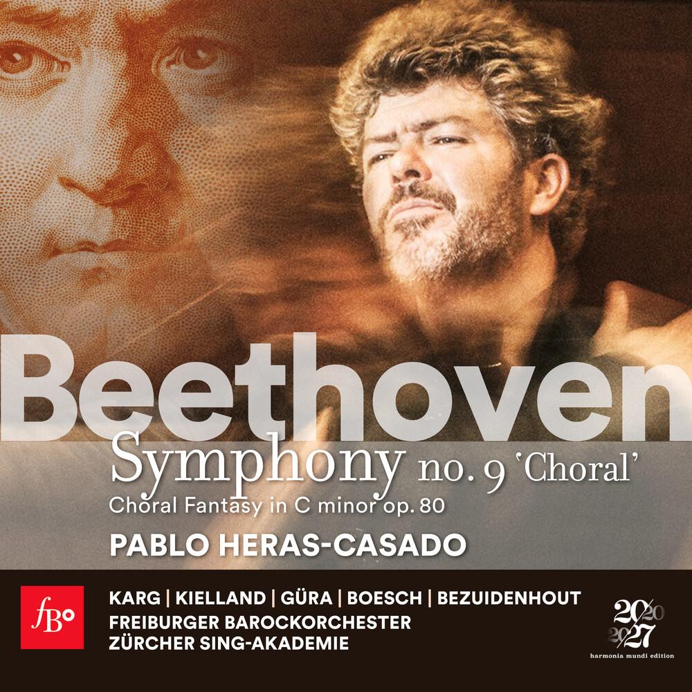 Freiburger Barockorchester / Heras-Casado,Pablo - Beethoven: Symphony No.9 Choral Fantasy