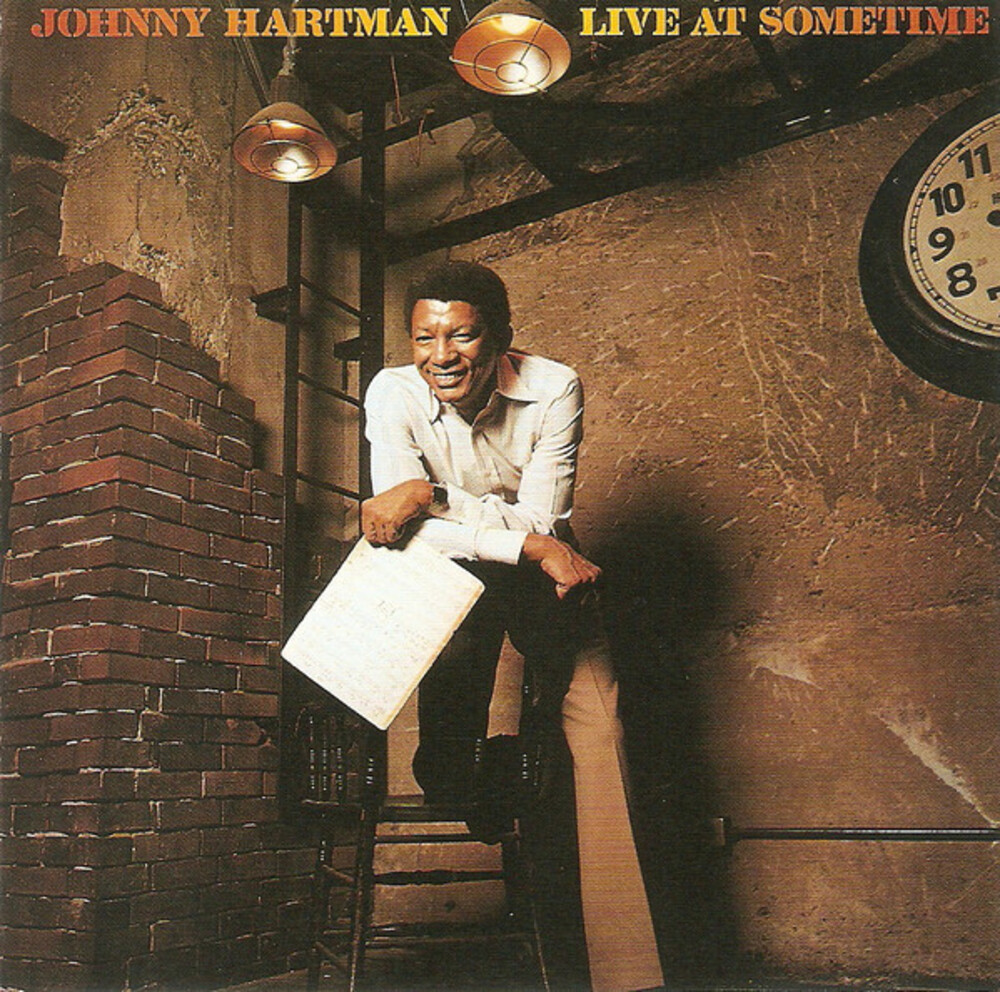 Johnny Hartman - Live At Sometime (Jpn)