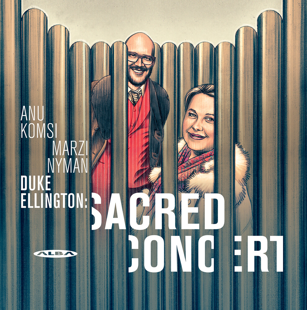 Ellington / Komsi / Nyman - Sacred Concert