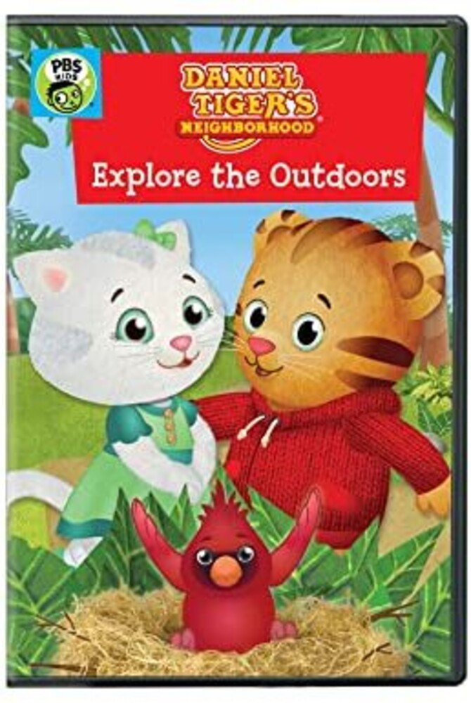 - Daniel Tiger's Neighborhood: Explore The Outdoors