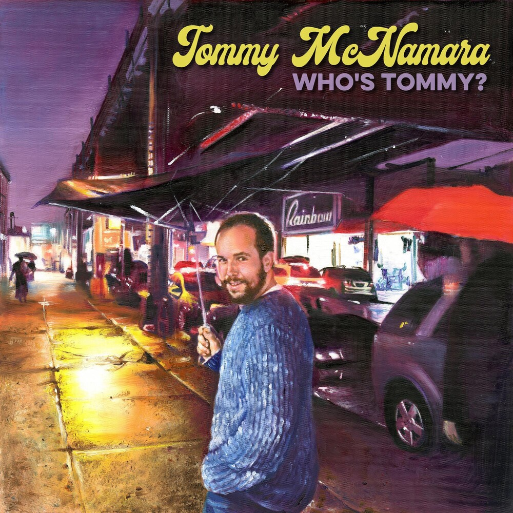 Tommy Mcnamara - Who's Tommy