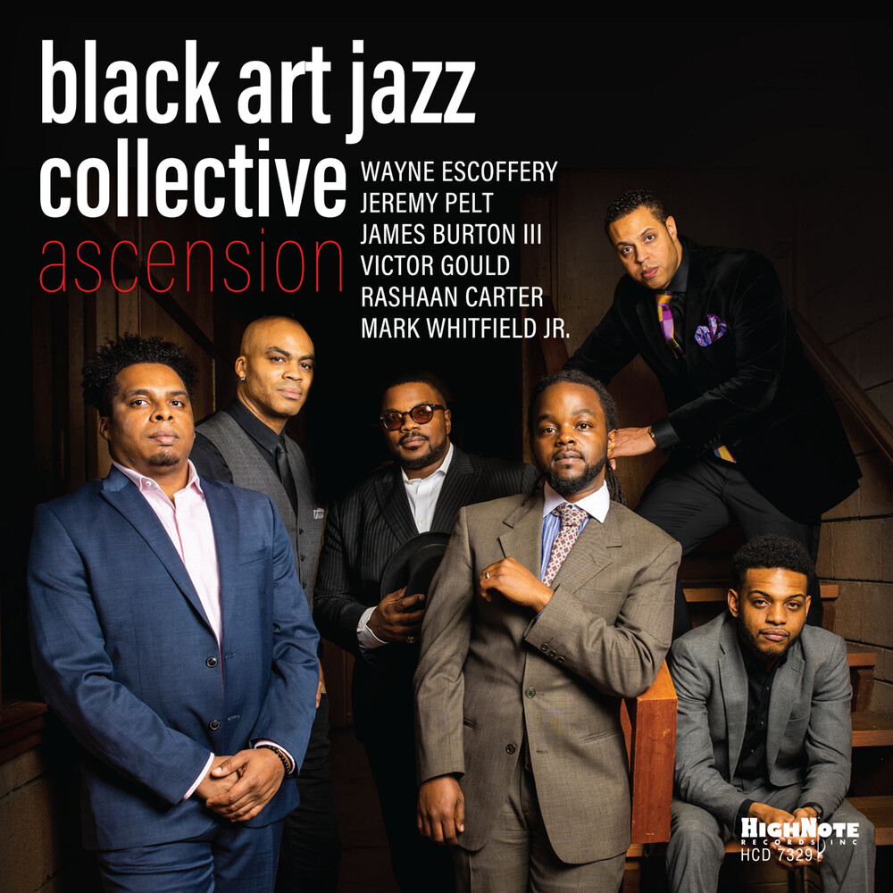 Black Art Jazz Collective - Ascension