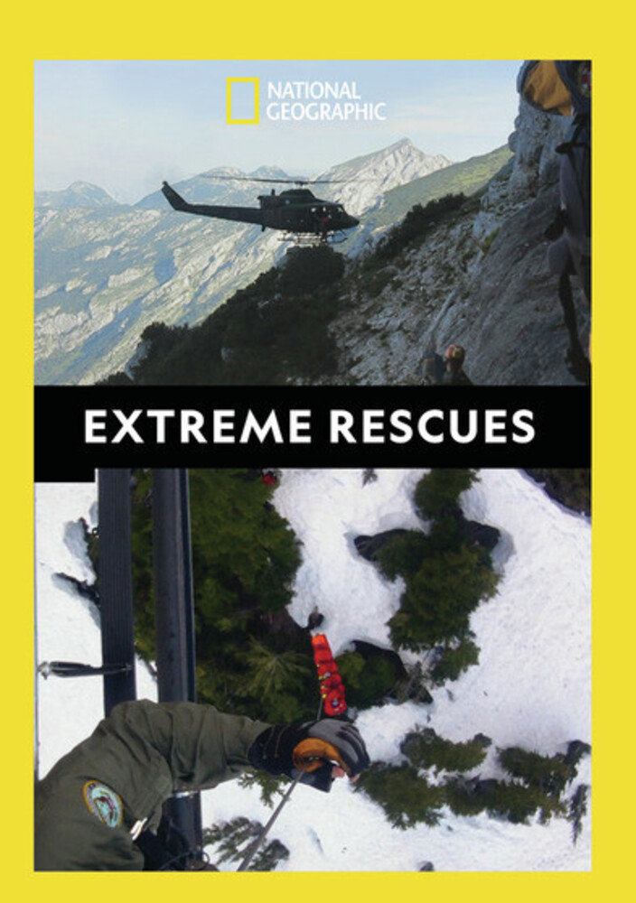Extreme Rescues - Extreme Rescues (2pc) / (Mod 2pk Ac3 Dol Ws)