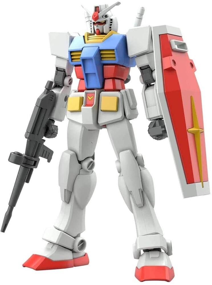 Bandai Hobby - Bandai Hobby - Mobile Suit Gundam - 1/144 RX-78-2 Gundam, Bandai Spirits Entry Grade