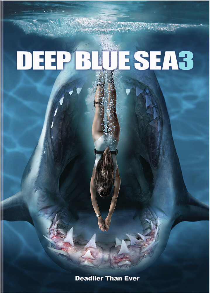 - Deep Blue Sea 3 / (Ecoa)