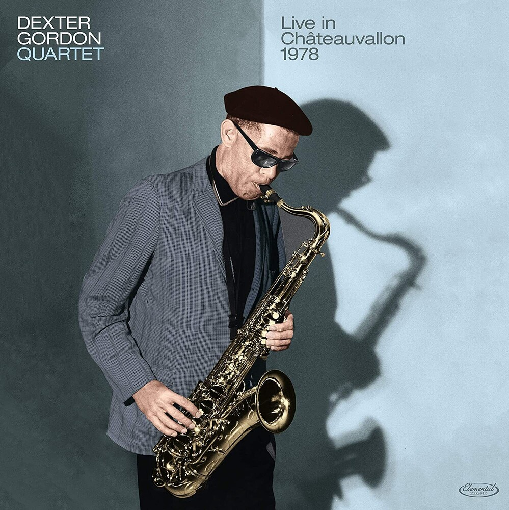 Dexter Gordon Quartet - Live At Chateauvallon 1978 (Spa)