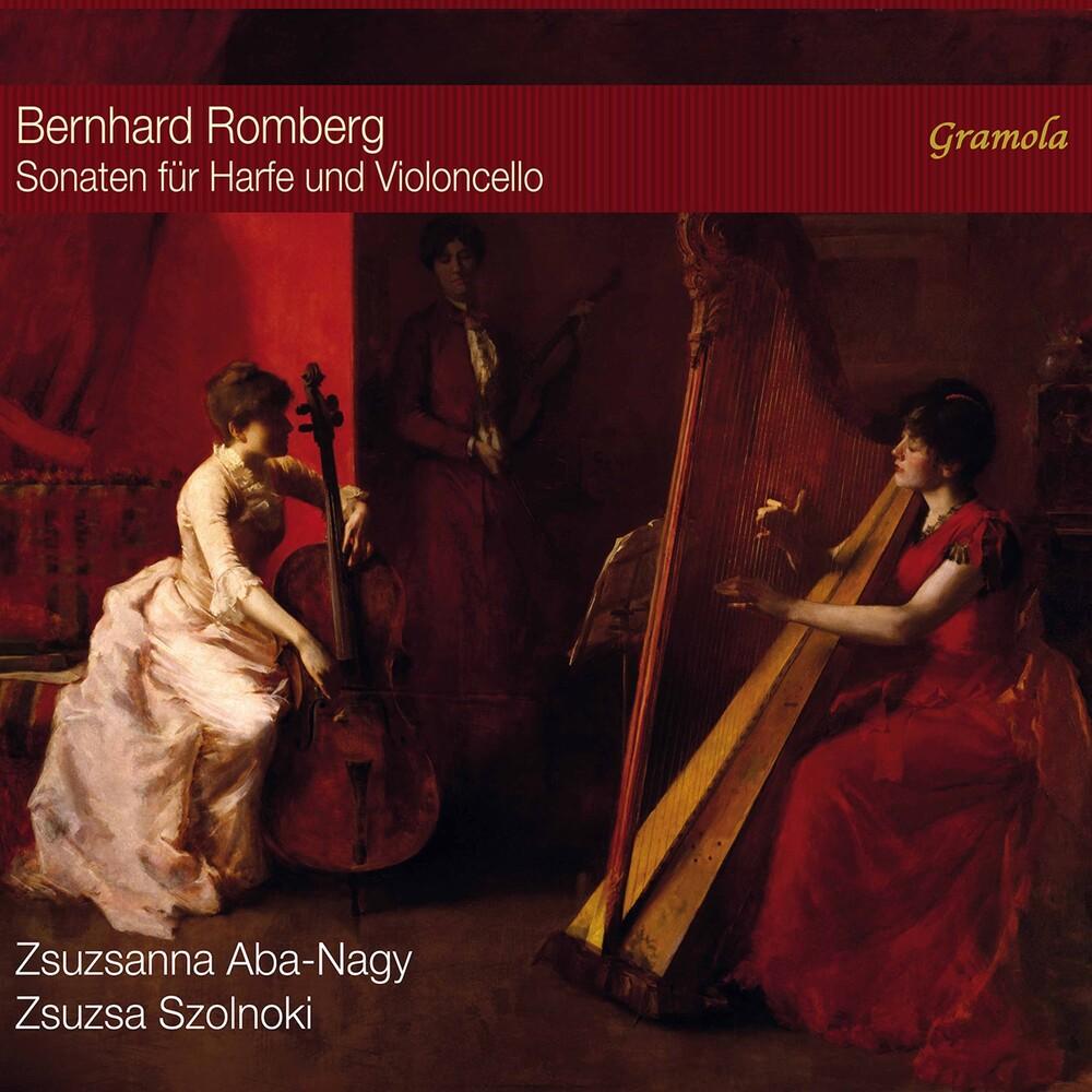 Romberg / Aba-Nagy / Szolnoki - Sonaten Harfe Und Violoncello