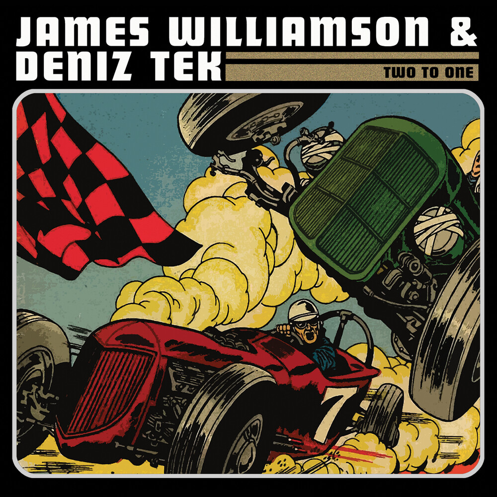 James Williamson / Tak,Deniz - Two To One [Digipak]