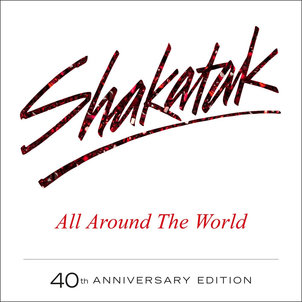 Shakatak - All Around The World: 40th Anniversary Edition