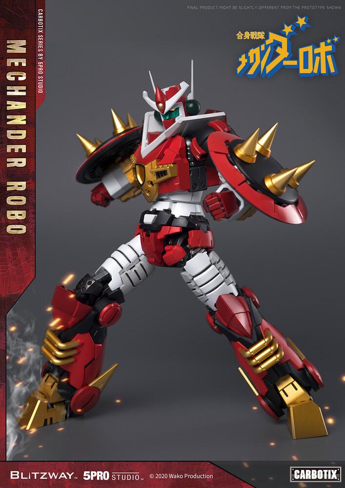 Blitzway - Blitzway - Tri-Attack! Mechander Robo - Mechander Robo, 5Pro StudioCARBOTIX