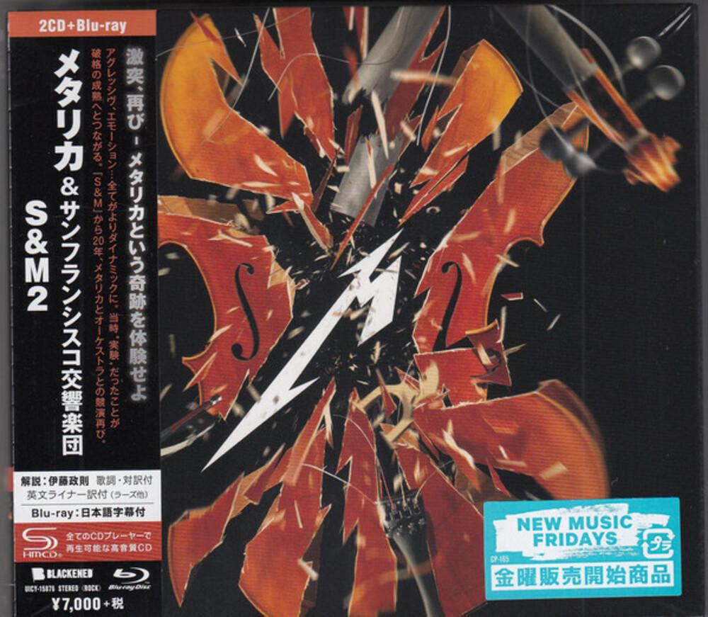 Metallica - S&M 2 (SHM-CD + Blu-Ray)