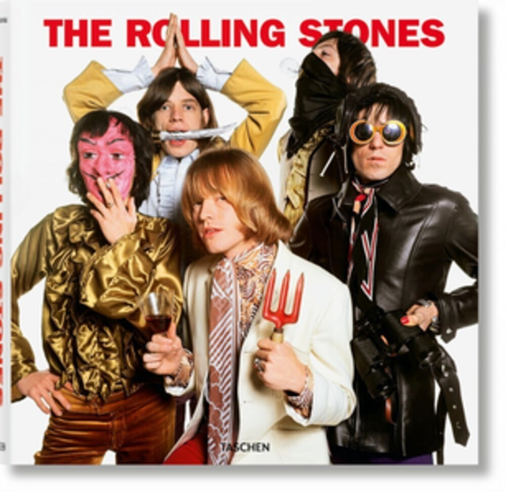 - The Rolling Stones. Updated Edition