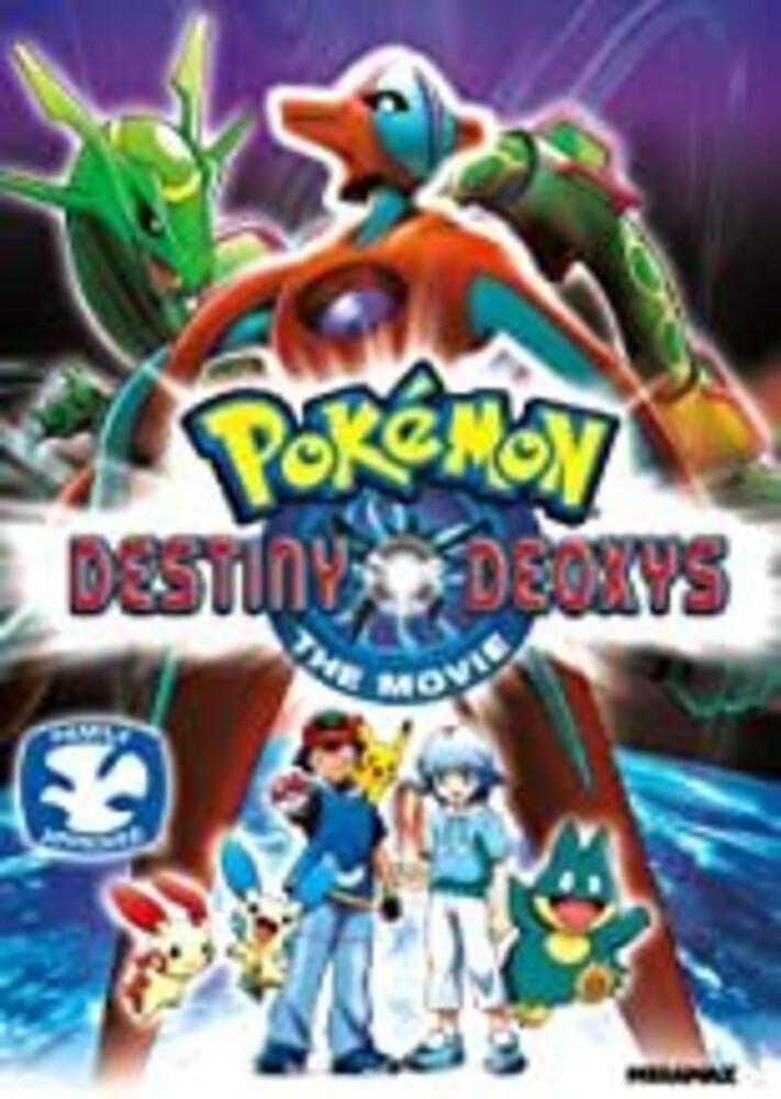Pokemon Destiny Deoxys the Movie - Pokemon: Destiny Deoxys