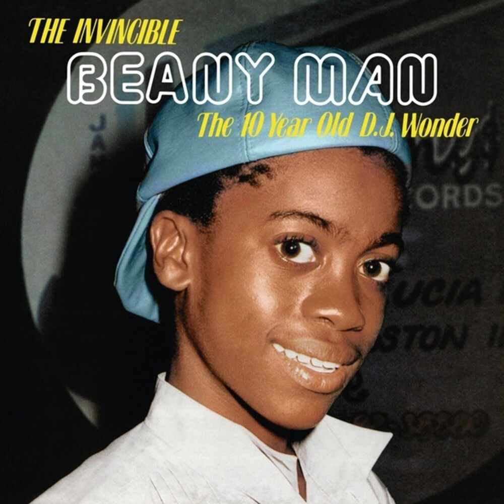 Beany Man - The Invincible Beany Man (The 10 Year Old D.J. Wonder)