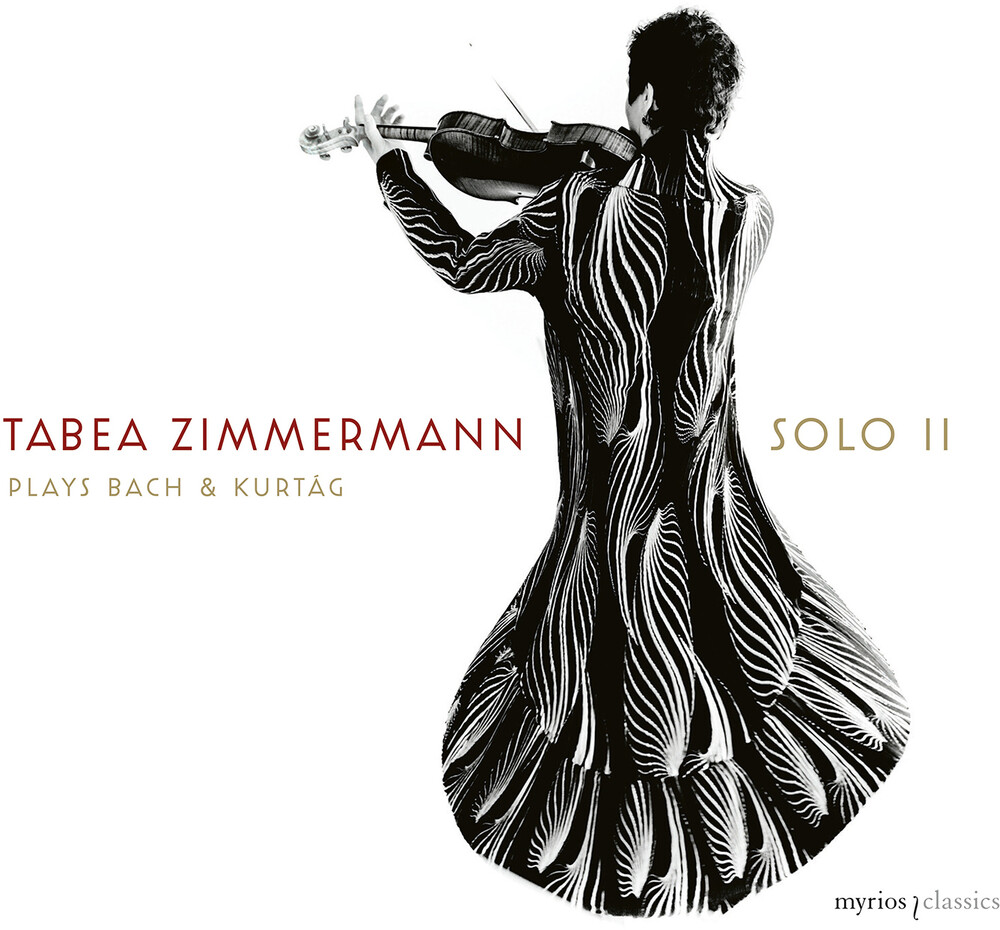 Kurtag / Zimmermann - Solo Ii