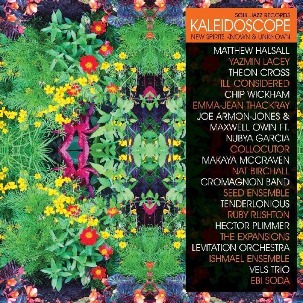 Soul Jazz Records Presents Kaleidoscope / Various - Soul Jazz Records Presents Kaleidoscope / Various