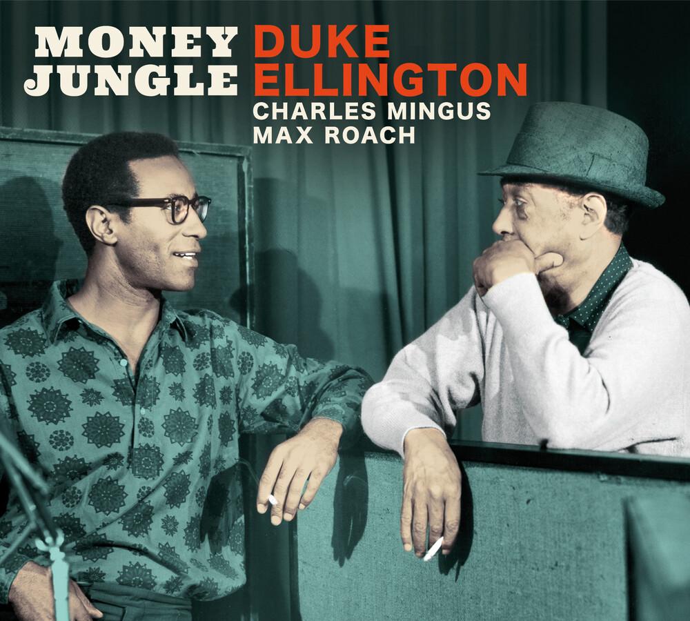 Duke Ellington - Money Jungle: The Complete Session [Digipak With Bonus Tracks]