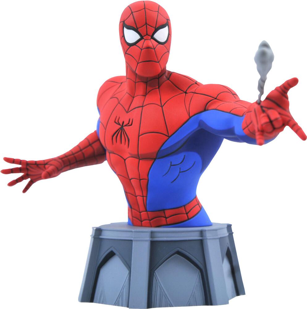 Diamond Select - Diamond Select - Marvel Animated Spider-Man Bust