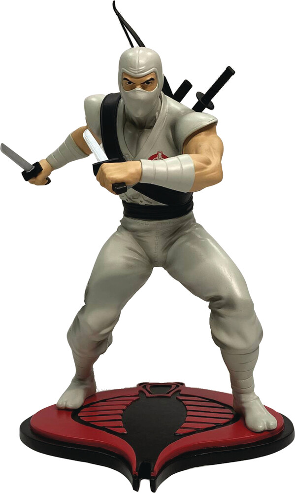 Pcs Collectibles - PCS Collectibles - GI Joe Storm Shadow 1:8 Scale PVC Statue