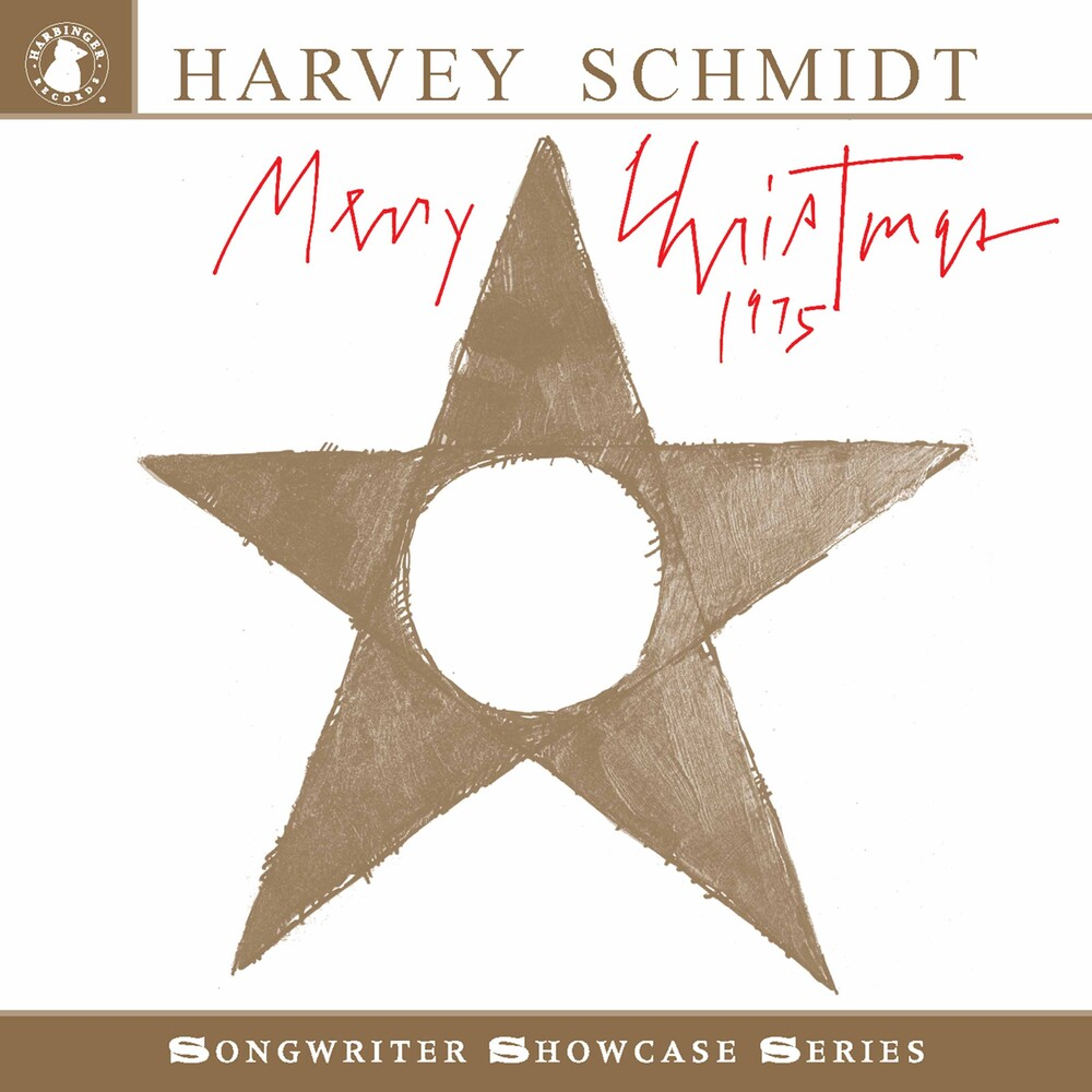 Harvey Schmidt - Merry Christmas 1975 / Various