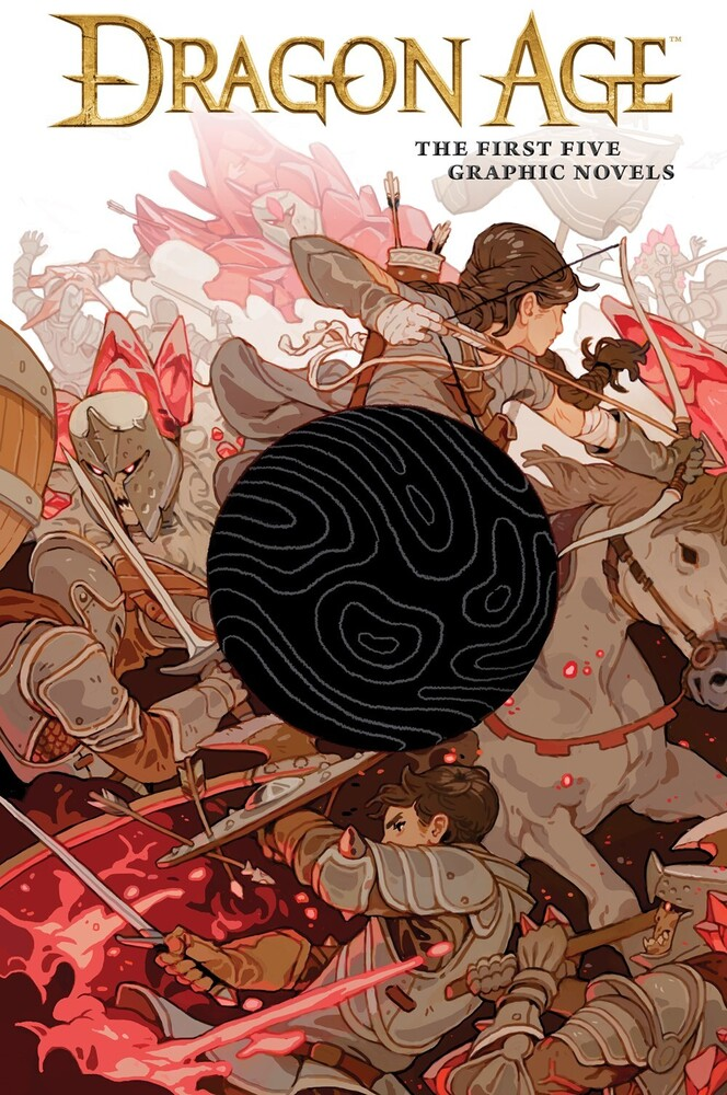 - Dragon Age: The First Five Graphic Novels
